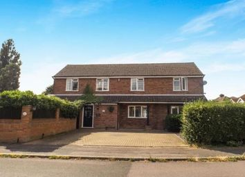 Thumbnail 4 bed detached house to rent in Ryecroft Way, Luton