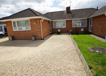 Thumbnail 2 bed semi-detached bungalow for sale in Fraser Close, Swindon