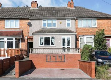 Thumbnail 3 bed terraced house for sale in Eastfield Road, Bordesley Green, Birmingham, West Midlands
