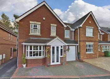 Thumbnail 5 bed detached house for sale in Watermint Close, Wimblebury, Cannock