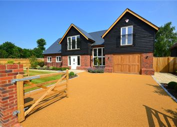 Thumbnail 5 bedroom detached house for sale in Bath Road, Littlewick Green, Berkshire