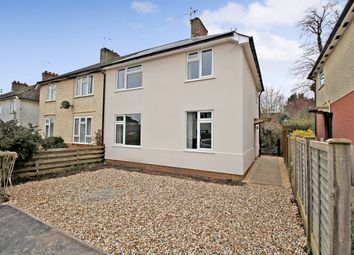 Thumbnail 3 bed semi-detached house for sale in St. Lawrence Road, Alton, Hampshire