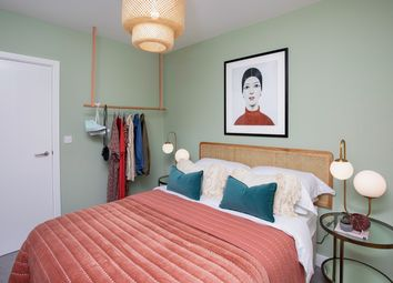 Thumbnail 3 bed flat for sale in Hyett Court Honour Lea Avenue, Stratford