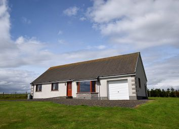 Thumbnail 3 bed detached bungalow for sale in Greenfield Croft, Upper Lybster