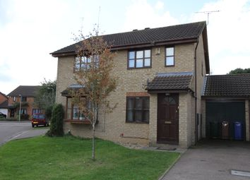 Thumbnail 2 bed semi-detached house to rent in Beaulieu Close, Banbury