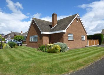 Thumbnail 2 bed detached bungalow for sale in South Close, Cannock, Staffordshire