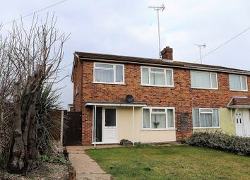 Thumbnail 3 bed semi-detached house for sale in Deepdale Road, Dovercourt, Harwich