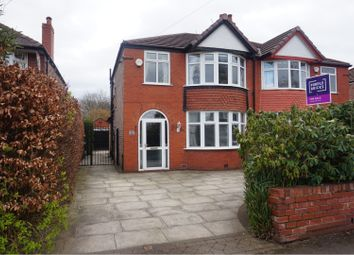 Thumbnail 3 bed semi-detached house for sale in Walton Road, Sale