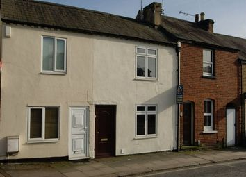 Thumbnail 2 bed cottage to rent in Dane Street, Bishop's Stortford