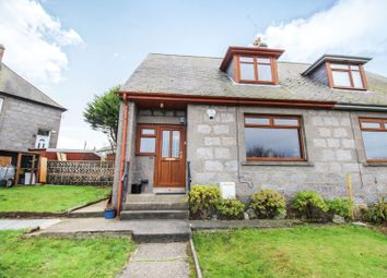 Thumbnail 3 bed semi-detached house for sale in Corthan Place, Aberdeen