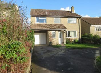 Thumbnail 4 bed detached house to rent in Combe St. Nicholas, Chard