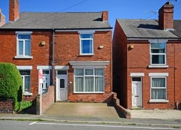 Thumbnail 3 bed semi-detached house for sale in Old Hall Road, Chesterfield, Derbyshire