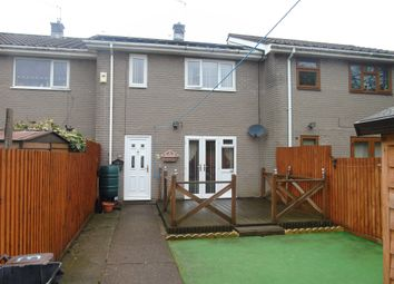 Thumbnail 4 bed terraced house for sale in Waterloo Place, Talywain, Pontypool