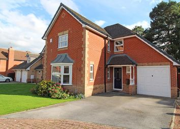 Thumbnail 4 bed detached house to rent in Birk Crag Court, Harrogate
