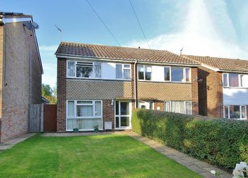 Thumbnail 3 bed semi-detached house for sale in St. Johns Close, Needingworth, St. Ives, Huntingdon