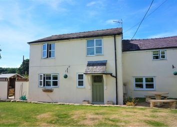 Thumbnail 3 bed semi-detached house for sale in Aberoer, Wrexham