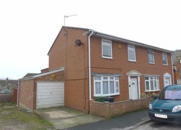 Thumbnail 3 bed semi-detached house for sale in Gallwey Road, Weymouth, Dorset