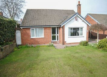 Thumbnail 3 bed detached bungalow for sale in Springcroft, Blythe Bridge, Stoke-On-Trent