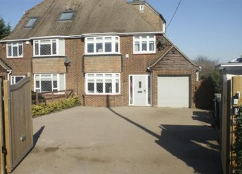 Thumbnail 4 bed detached house for sale in Gravesend Road, Gravesend, Kent