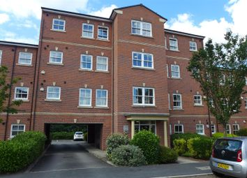 Thumbnail 2 bed flat for sale in Hatters Court, Stockport