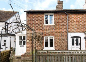 Thumbnail 1 bed semi-detached house for sale in Church Road, Farnborough, Orpington