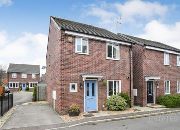 Thumbnail 3 bed detached house for sale in Hetton Drive, Clay Cross, Chesterfield