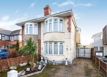 Thumbnail 3 bed semi-detached house for sale in Boscombe East, Bournemouth, Dorset