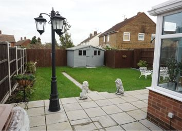 Thumbnail 2 bed semi-detached house for sale in Littlebourne Avenue, Gillingham