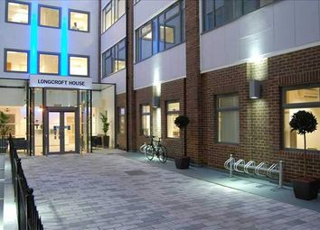 Thumbnail Serviced office to let in Longcroft House, London