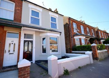 Thumbnail 3 bedroom semi-detached house for sale in Westfield Road, Margate, Kent