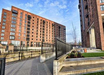 Thumbnail 3 bed flat for sale in Wilburn Basin, Wilburn Wharf, Ordsall Lane, Salford