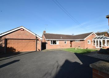 Thumbnail 3 bed detached bungalow for sale in O'keys Lane, Fernhill Heath, Worcester