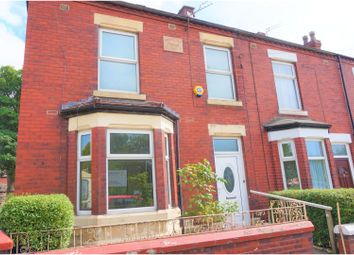 Thumbnail 4 bed end terrace house for sale in Clarendon Road, Hyde