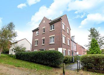 Thumbnail 4 bedroom semi-detached house to rent in Jennetts Park, Bracknell