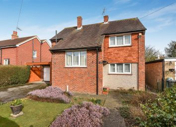 Thumbnail 3 bed property for sale in Northcote Crescent, West Horsley, Leatherhead