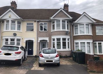 Thumbnail 3 bed terraced house to rent in Tonbridge Road, Whitley, Coventry