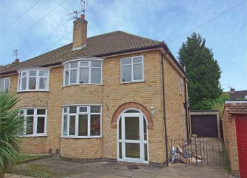 Thumbnail 3 bed semi-detached house to rent in Langdale Avenue, Loughborough, Leicestershire