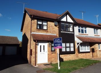 Thumbnail 3 bed property to rent in Coniston Way, Littlehampton