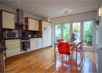 Thumbnail 3 bed terraced house to rent in Pevensey Road, Tooting