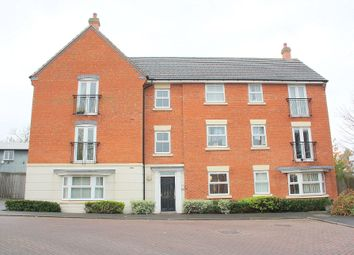 Thumbnail 2 bedroom flat to rent in Pitchcombe Close, Lodge Park, Redditch, Worcs