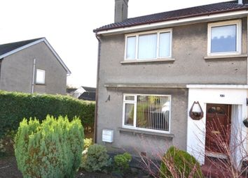 Thumbnail 2 bed terraced house for sale in Ford Avenue, Dreghorn, Irvine