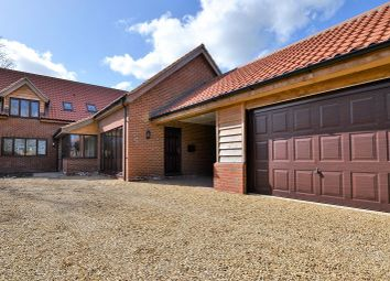 Thumbnail 5 bedroom detached house for sale in Dereham Road, Beeston, King's Lynn