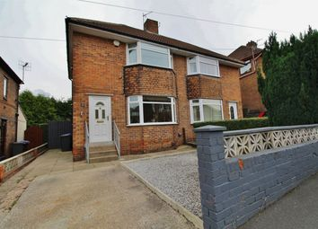 Thumbnail 3 bed semi-detached house for sale in Batworth Drive, Sheffield, South Yorkshire