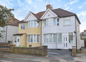 Thumbnail 3 bed semi-detached house for sale in Rudyard Grove, Mill Hill