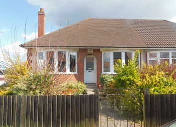 Thumbnail 2 bed bungalow for sale in Bennett Road, Ipswich