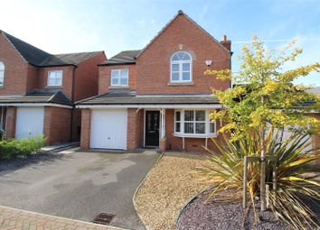 Thumbnail 4 bed detached house for sale in Lacey Grove, Annesley, Nottingham