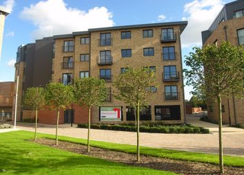 Thumbnail 1 bedroom flat to rent in Dilleys Court, Princes Street, Huntingdon, Cambridgeshire