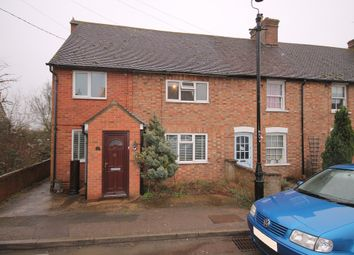 Thumbnail 3 bed end terrace house for sale in Hall End Road, Wootton