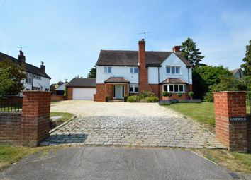 Thumbnail 5 bed detached house for sale in Southlands Road, Wokingham