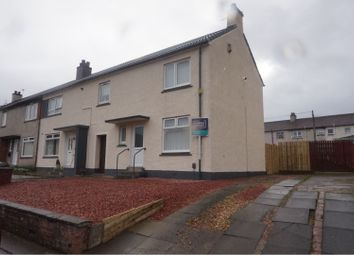 Thumbnail 2 bedroom end terrace house to rent in Carron Avenue, Kilmarnock